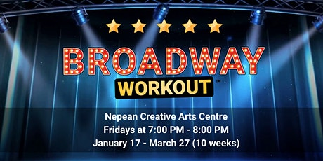 Broadway Workout - NCAC (Bells Corners) tickets