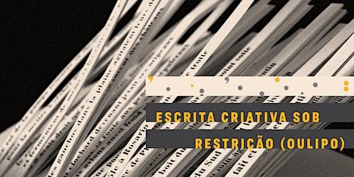 OFICINA | Escrita criativa sob restrição