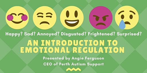 Introduction to Emotional Regulation Presents by A