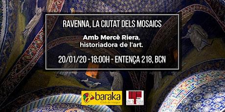 Ravenna, la ciutat dels mosaics entradas