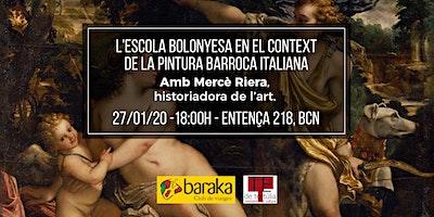 L'escola bolonyesa en el context de la pintura barroca italiana.