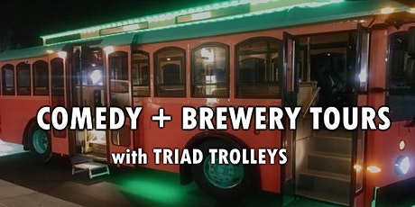 Comedy + BrewPub Tour tickets