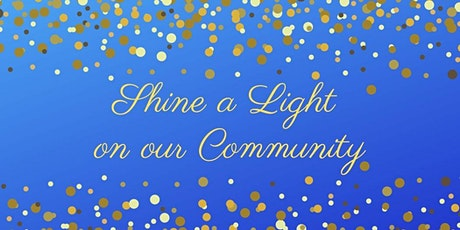 Shine a Light on our Community tickets