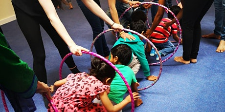 Active Families Barking: Class 2 FOR CHILDREN AGED 4 -5 YEARS of AGE AND THIER PARENTS/CARERS tickets