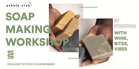 Vegan Soap Making w/ NerdDNA tickets