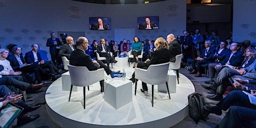 Digital Future Board Room on CNNMoney Switzerland in DAVOS