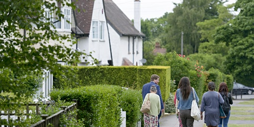 Guided Walking Tour: Letchworth Garden City's Historic Highlights