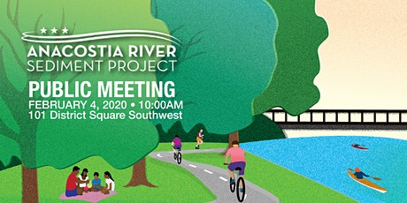 Anacostia River Sediment Project (ARSP)  Washington Channel Public Meeting tickets