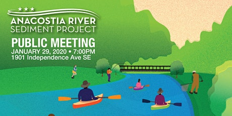 Anacostia River Sediment Project (ARSP)  Kingman Lake Public Meeting tickets