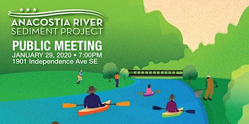 Anacostia River Sediment Project (ARSP)  Kingman Lake Public Meeting