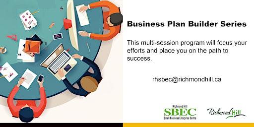 Business Plan Builder Series
