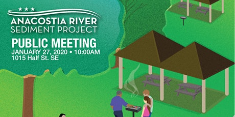 Anacostia River Sediment Project (ARSP)  Navy Yard Public Meeting tickets