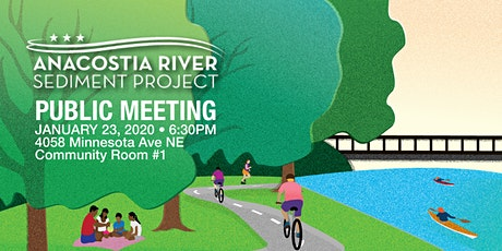 Anacostia River Sediment Project (ARSP) Public Meeting tickets
