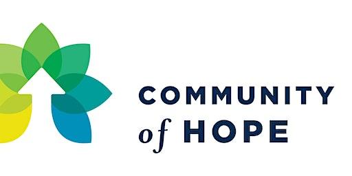 Community of Hope/Open Table Volunteer Information Night