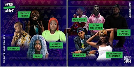 AfroWaveTO  January 2020 Showcase: New Life tickets