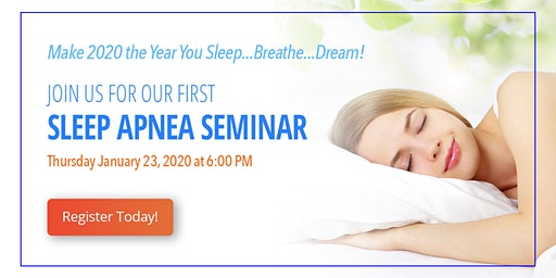 Sleep Apnea Seminar