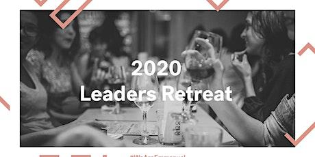 2020 Emmanuel Leaders Retreat tickets