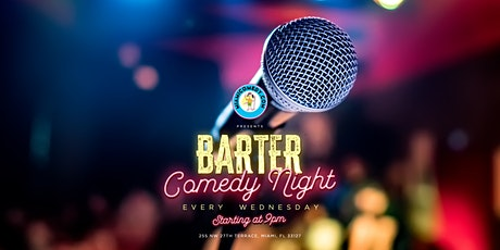 Barter Comedy Night tickets