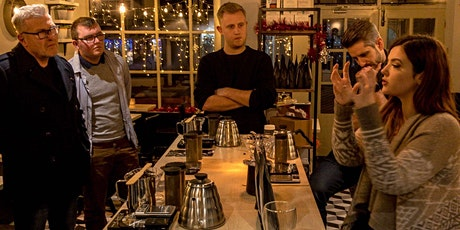 Coffee Home Brewing Masterclass tickets