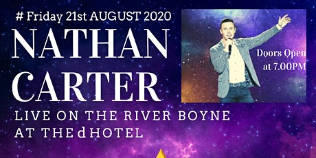 Nathan Carter Live at the d Hotel  tickets
