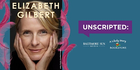 Unscripted with Elizabeth Gilbert tickets