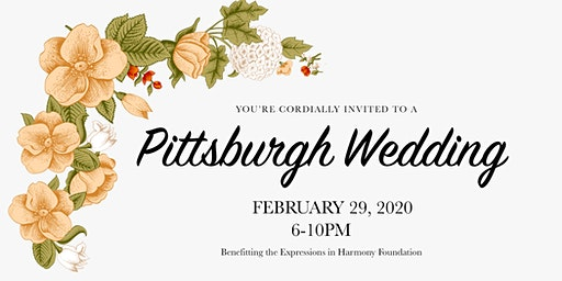Pittsburgh Wedding