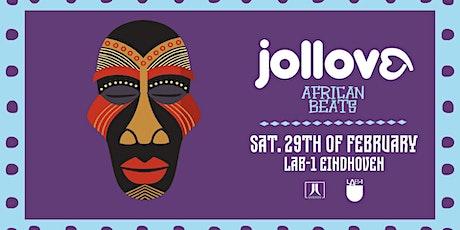 Jollove | African Beats - Eindhoven tickets