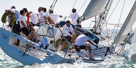 Cowes Week Sailing Race - 14th August 2020 - REGISTER YOUR INTEREST  tickets
