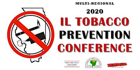 IL Tobacco Prevention Conference tickets