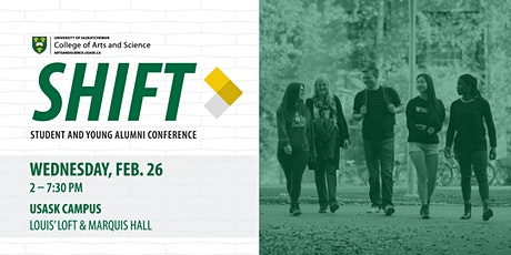 SHIFT: Student and Young Alumni Conference tickets