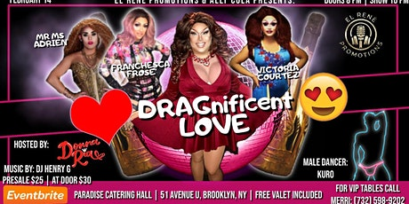 Dragnificent Love tickets