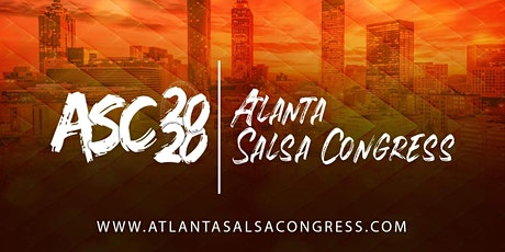 2020 Atlanta Salsa Congress tickets