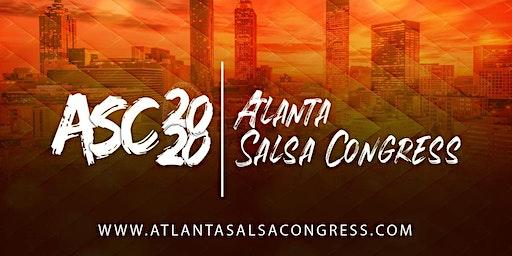 2020 Atlanta Salsa Congress