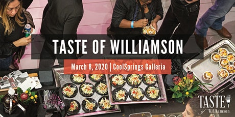 Taste of Williamson tickets