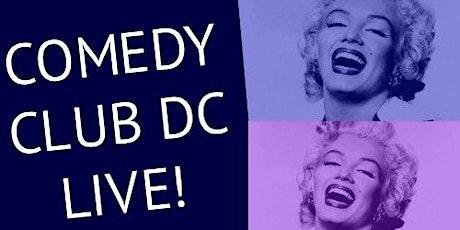 Comedy Club DC Live! - Washington, DC tickets
