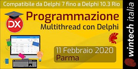 Programmazione Multithread con Delphi biglietti