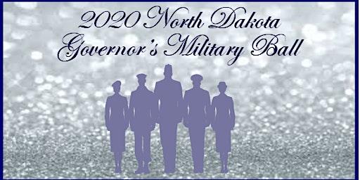 2020 North Dakota Governor's Military Ball