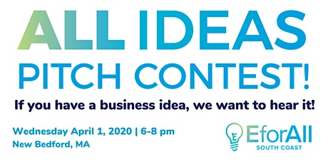 SoCo All Ideas Pitch Contest Workshop tickets
