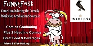 COMEDY WORKSHOP GRAD SHOW: Sunday, FEBRUARY 2 @ 5 pm