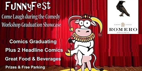 COMEDY WORKSHOP GRAD SHOW: Sunday, FEBRUARY 2 @ 530 pm tickets