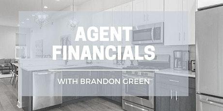 Agent Financials w/ Brandon Green tickets