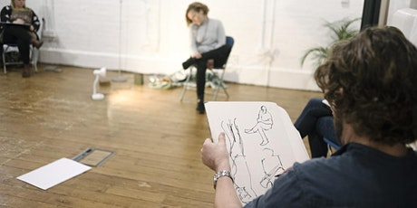 Figure Drawing at TOSH tickets