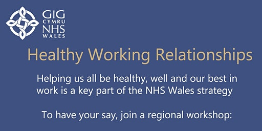 NHS Wales Healthy Working Relationships - Testing approaches