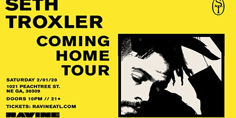 Private Label: Seth Troxler Coming Home Tour tickets