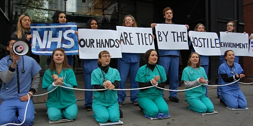 Patients Not Passports: The fight for our NHS in East London