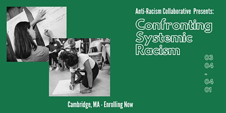 Confronting Systemic Racism tickets