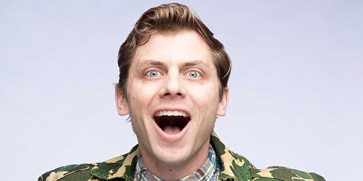 Comedy Night at Firemen's Park featuring Charlie Berens