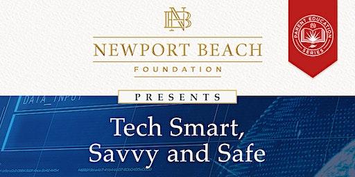 Tech Smart, Savvy & Safe