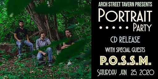 Portrait Party CD Release ft POSSM
