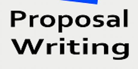 Grantwriting 101 workshop tickets